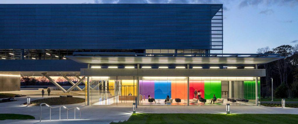 Innovation Partnership Building
